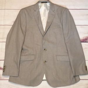 Kenneth Cole Reaction Blazer Jacket Size 40 R